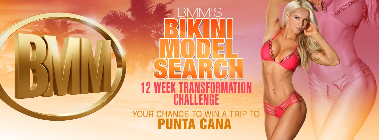 Bikini model program